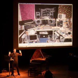 Guillaume Kosmicki - Conférence