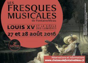 """Conférence """"Musiques électroniques ?"""" - Samedi 27 août 2016 à Fontainebleau"""