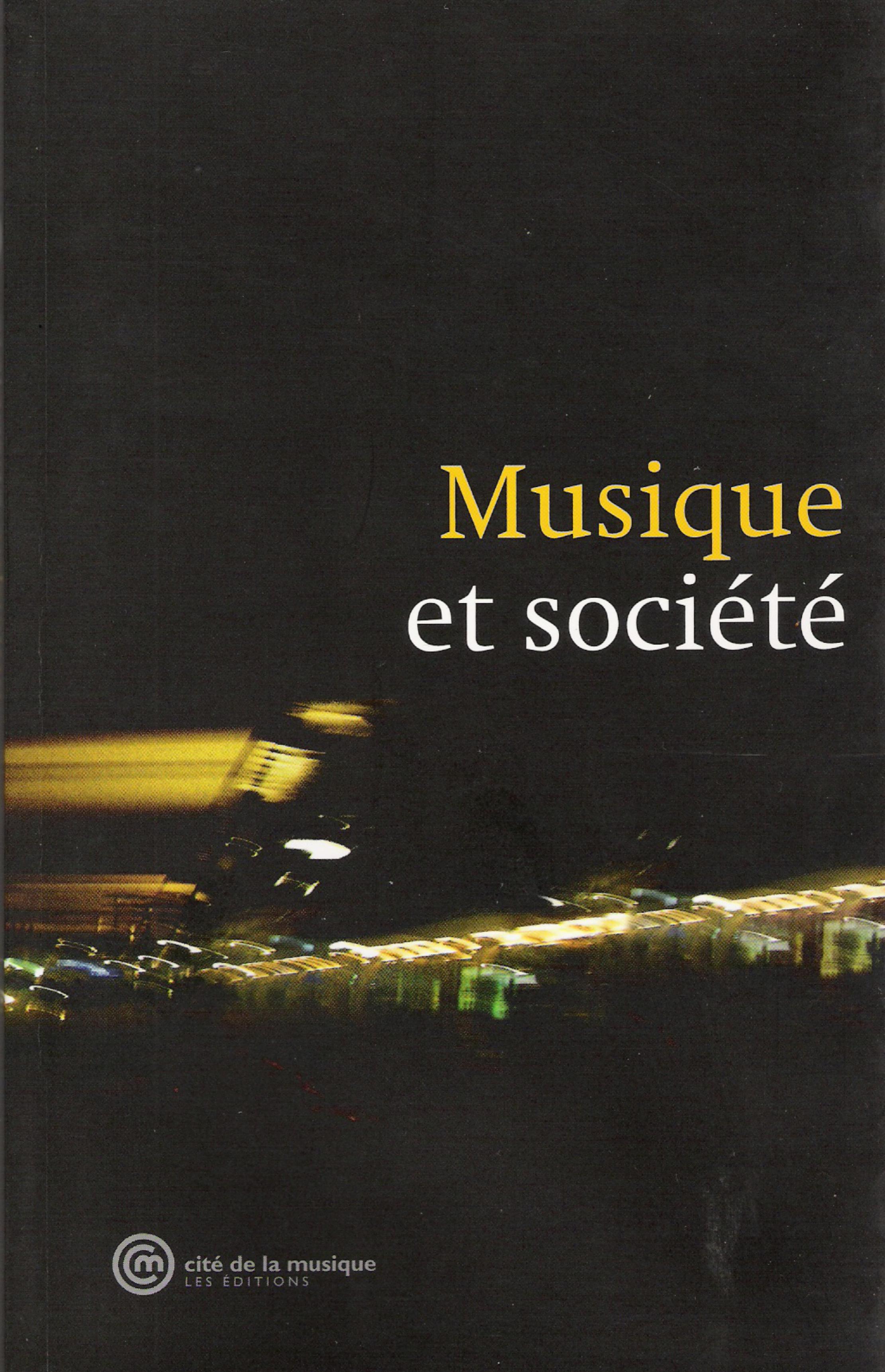 Musique&Societe
