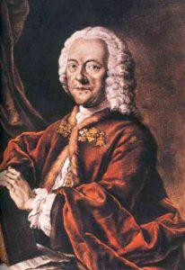 00a-Telemann Valentin Daniel Preissler - d'ap Ludwig Michael Schneider ca1750