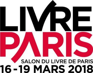 Salon du livre Paris 2018